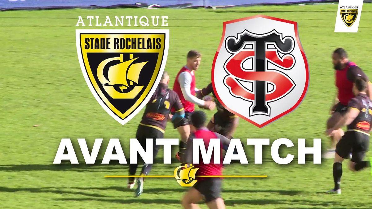 Avant match La Rochelle / Toulouse