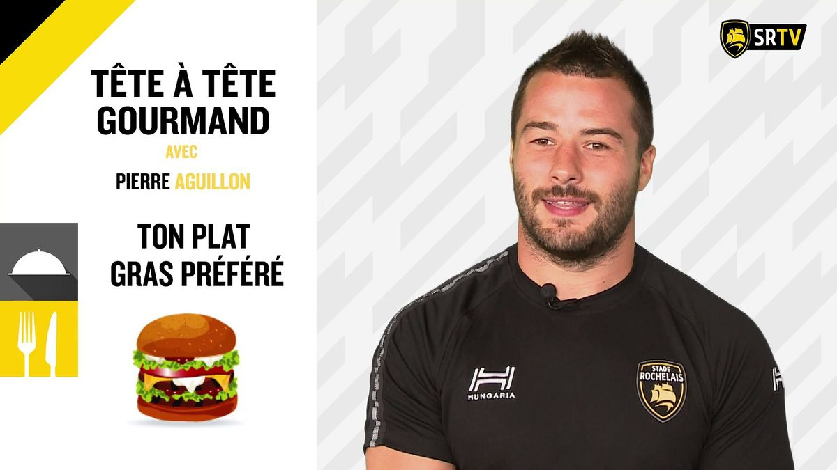 Tête à tête gourmand avec Pierre Aguillon !