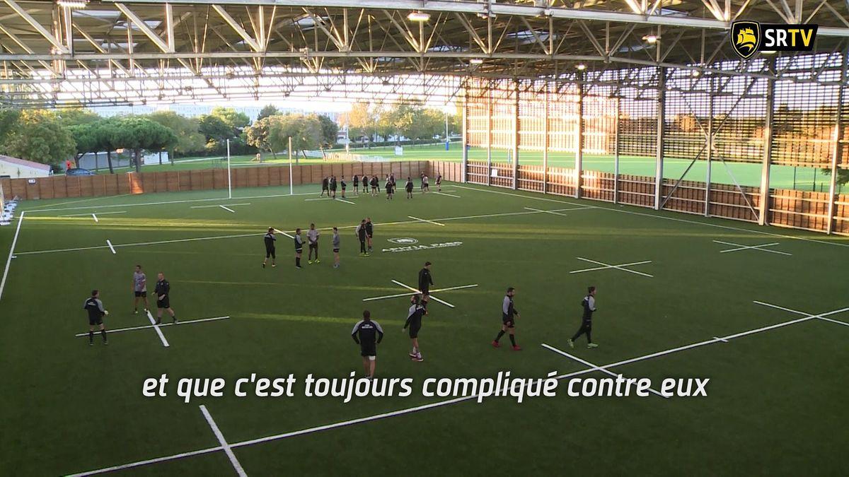Stade Rochelais - Racing 92 : Le Point Presse