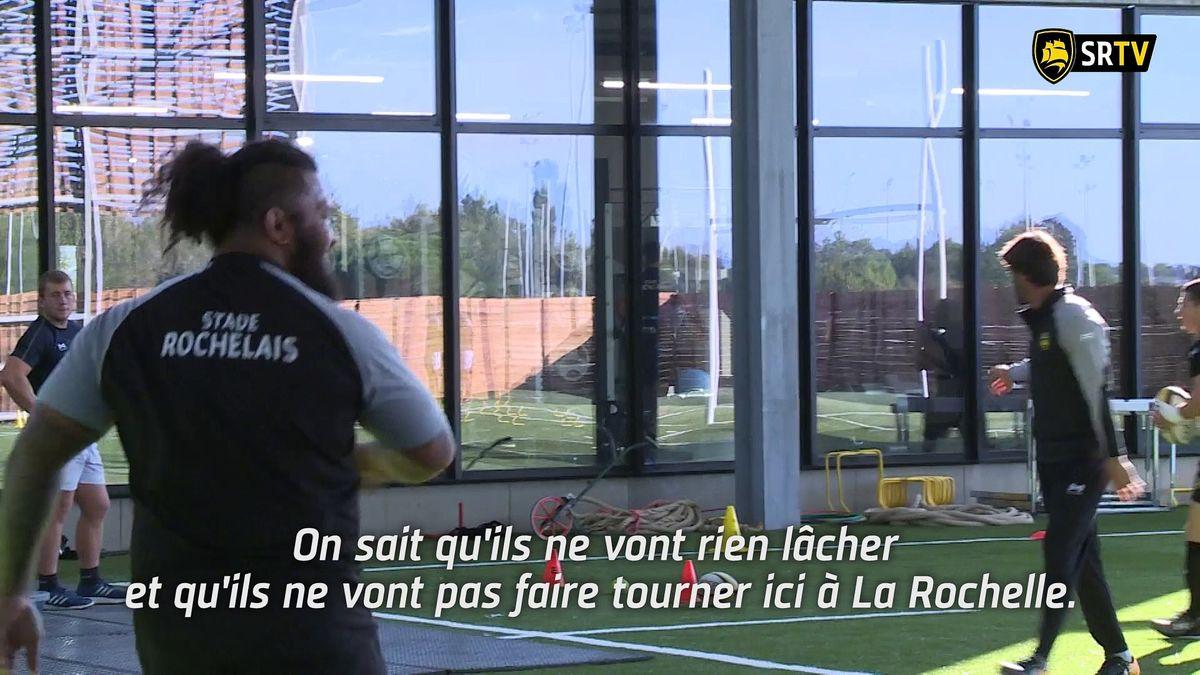 Stade Rochelais - Oyonnax : le Point Presse