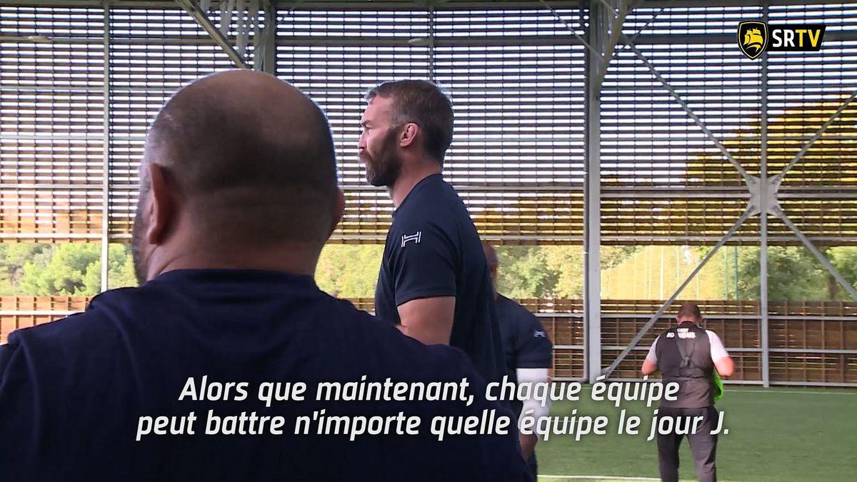 Toulon - Stade Rochelais : Le Point Presse !