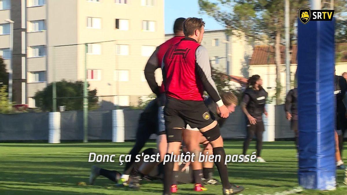 Castres / Stade Rochelais : le Point Presse
