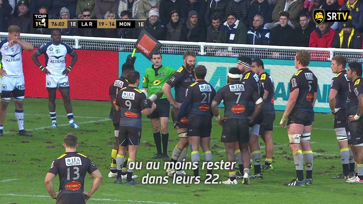 Stade Rochelais / Montpellier : Le Debrief