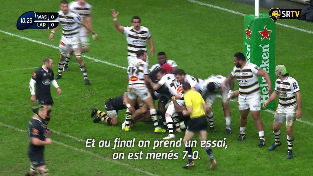 Wasps / Stade Rochelais : Le Debrief