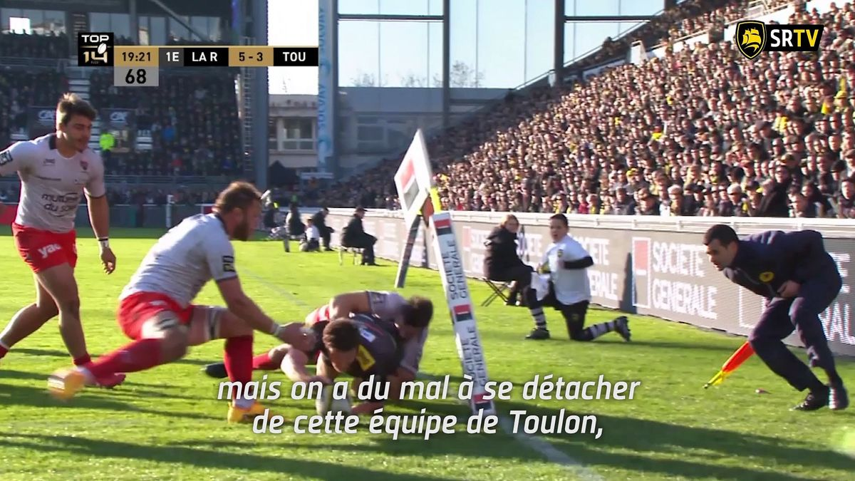 Stade Rochelais / Toulon : le Debrief