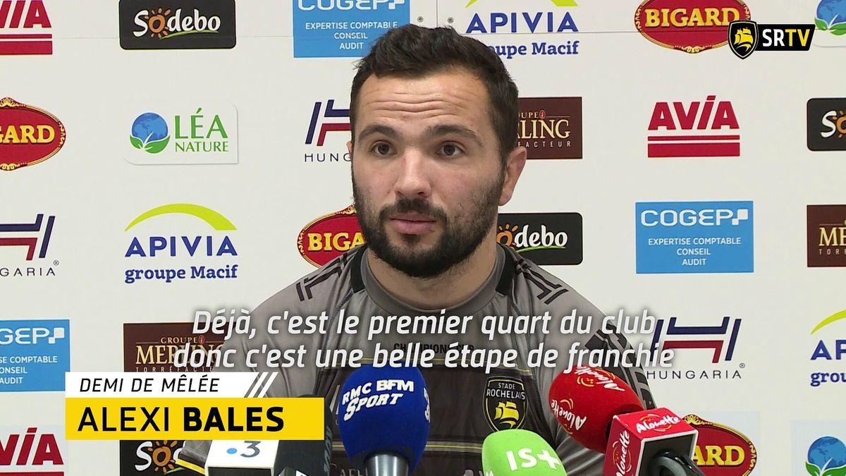Scarlets / Stade Rochelais : le Point Presse