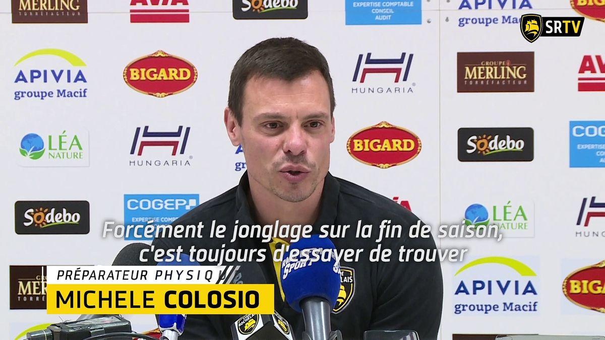Stade Rochelais / Castres : le Point Presse