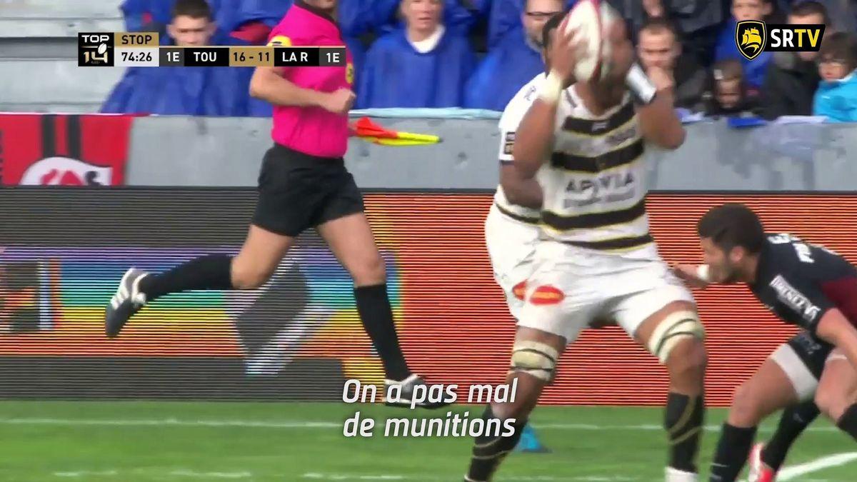 Toulouse / Stade Rochelais : le Debrief