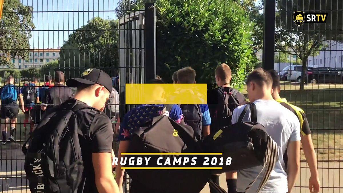 Minute Jaune et Noire : Les Rugby Camps