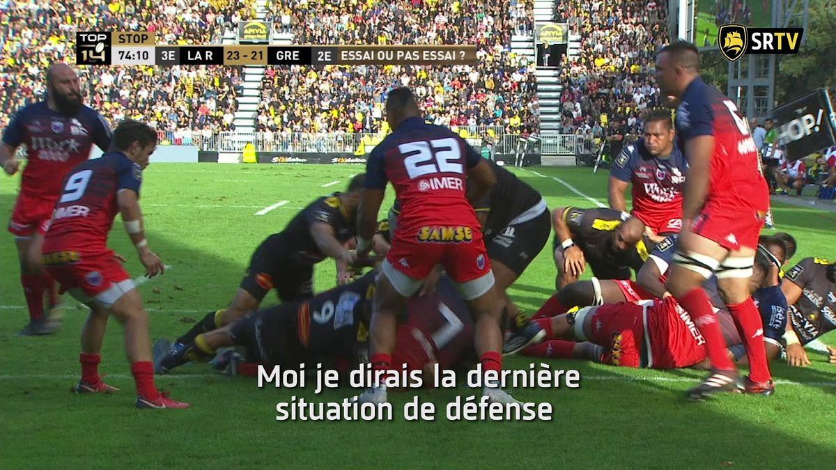 Stade Rochelais / Grenoble : le Debrief !