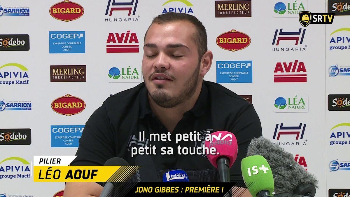 L'avant-match : Stade Français Paris / Stade Rochelais