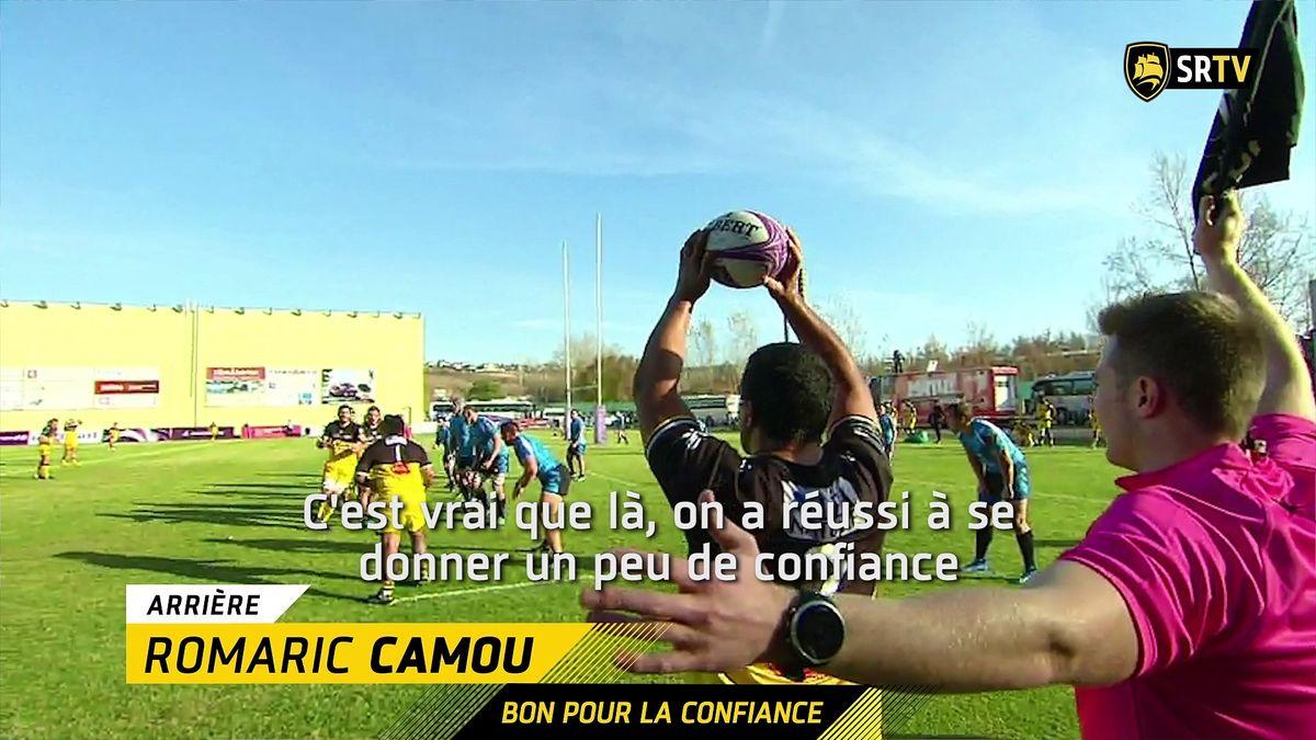 L'avant-match : Stade Rochelais / Enisei-STM