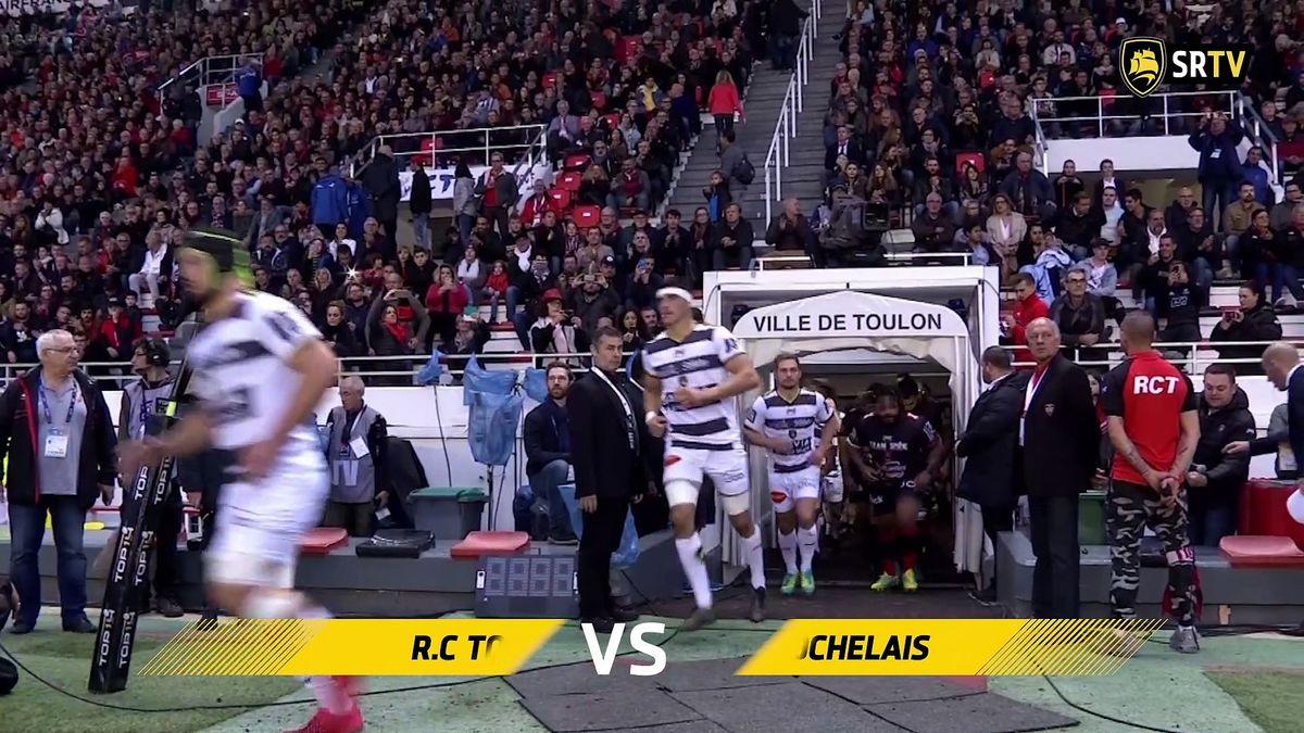 Toulon / Stade Rochelais : le Debrief
