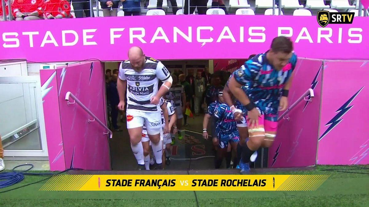 Stade Français Paris / Stade Rochelais : le debrief