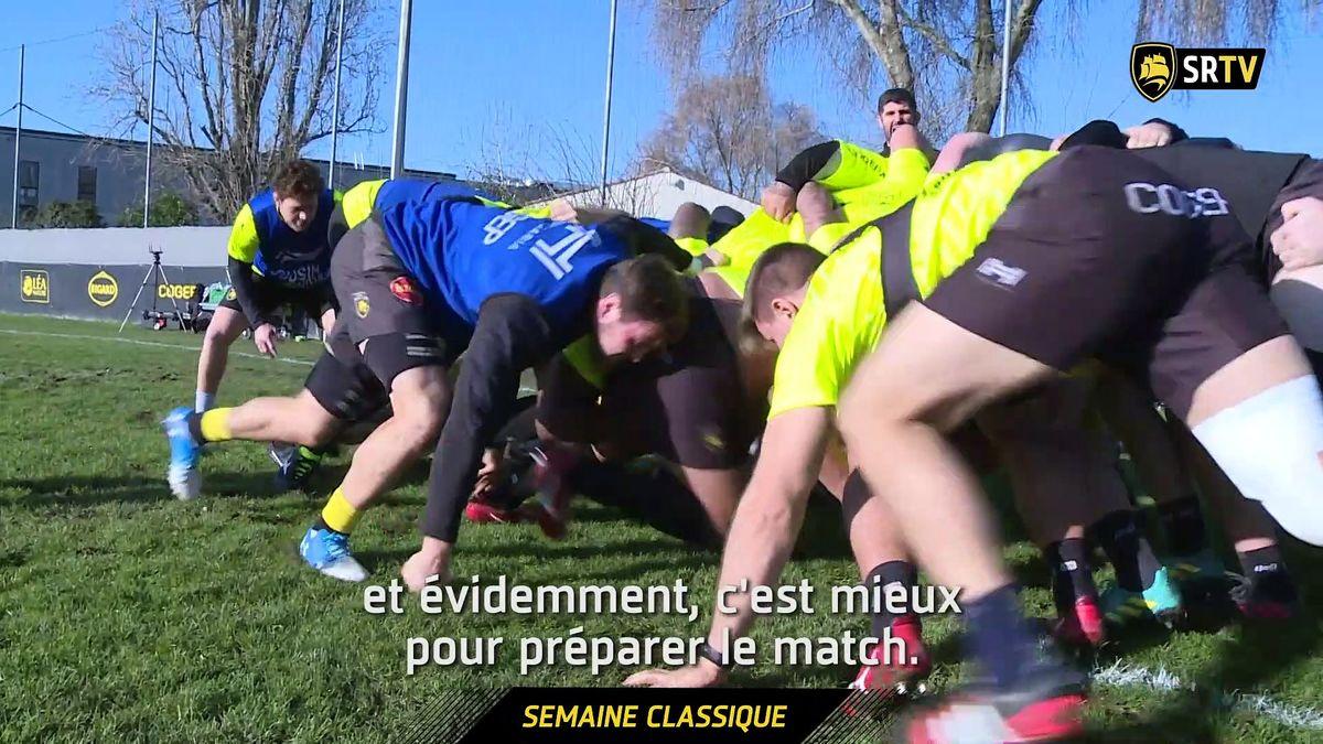 L'avant-match : Zebre / Stade Rochelais