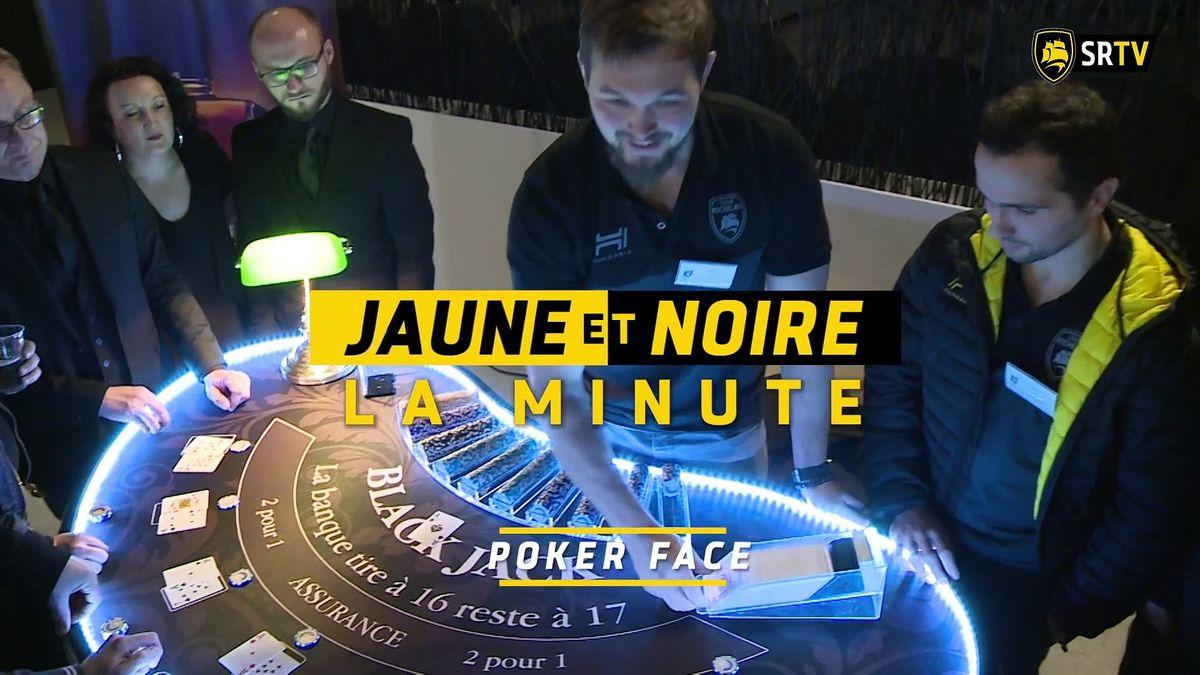 Minute Jaune et Noire - Poker Face