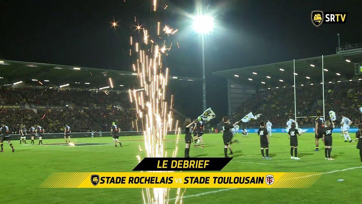 Stade Rochelais / Toulouse : le Debrief