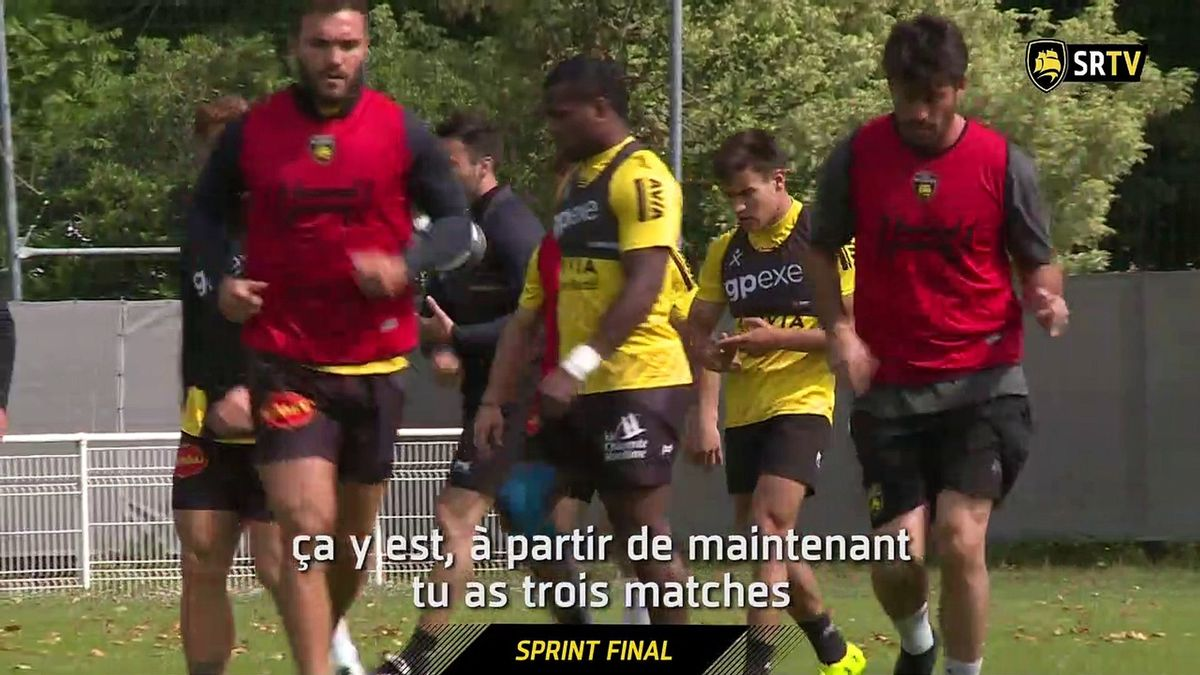 Avant le barrage de TOP 14