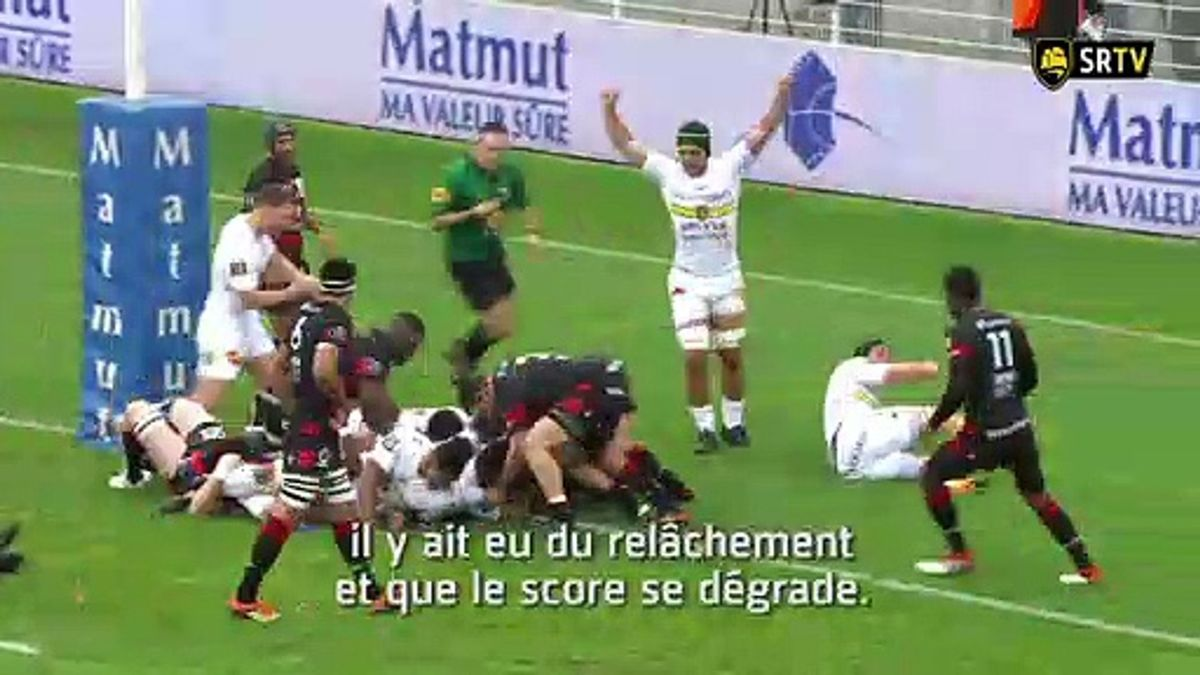 LOU / Stade Rochelais, le Debrief