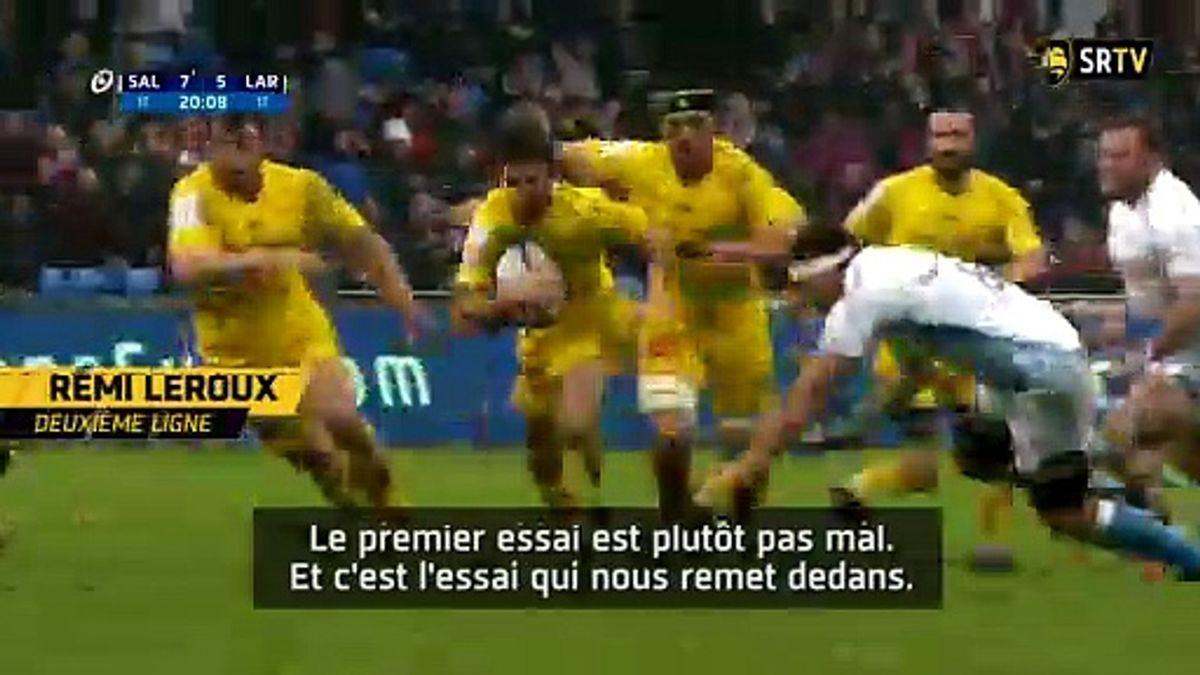 Sale / Stade Rochelais, le Debrief