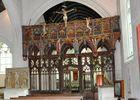 jubé - chapelle St Fiacre - Le Faouët - crédit photo OTPRM (27).JPG