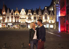 La Grand'Place de Béthune, de nuit.jpg