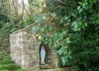 Chapelle de Locmaria - Guiscriff -  Pays roi Morvan - Morbihan Bretagne sud - CP OTPRM (4).JPG