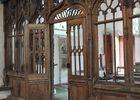 jubé - chapelle St Fiacre - Le Faouët - crédit photo OTPRM (39).JPG