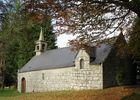 Chapelle St Georges - Meslan - Pays roi Morvan - Morbihan Bretagne sud - CP OTPRM (14).JPG