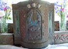 intérieur - chapelle St Symphorien - Bever - Gourin - ©OTPRM (10).JPG