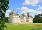 Le château de Cheverny dans le Loir et Cher