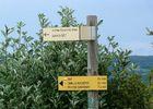 sur fil des sentiers du Pays Beaunois©Philippe Gateau