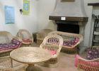 Salon de l'Auberge de Jeunesse de Beaugency