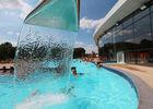 Bassin exterieur du Centre Aquatique Agl'eau à Blois