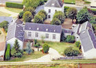 Vue aérienne de Auberge de Jeunesse de Beaugency