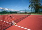 Tennis au Fleuray Hôtel à Cangey dans la Val de Loire