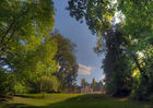Le parc du château de Troussay en Val de Loire