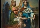 Tableau Sainte C+®cile de JF Navez - Collections Ville de Mons - Conserv+® +á l'Artoth+¿que -®Atelier de l'Imagier.jpg