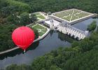 Vol au dessus de Chenonceau avec Art Montgolfières