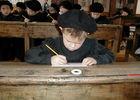 Musée d'école de la Tour Nivelle 5, Enfant au béret.jpg