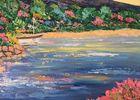 Peinture paysage Atelier Maurice Vetier