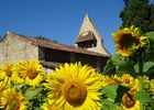 Eglise de Laspeyres à Fourcès