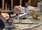 Atelier autour du verre avec d'Artagnès