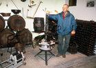 Musée de la vigne_démonstration < Fossoy > Aisne < Picardie