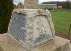 Monument britannique 2e Bataillon Devonshire Regiment II < La Ville-aux-Bois-les-Pontavert < Aisne < Picardie
