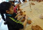 Atelier enfants arts plastiques 1