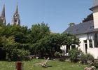 Au-coeur-du-patrimoine-Soissonnais---jardin-avec-vue-sur-Saint-Jean-des-Vignes
