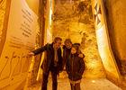 Visite Secrets sous la ville 2019 IV < Laon < Aisne < Picardie