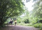 Balade a cheval ferme de souchinet Verneuil sous Coucy