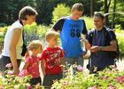Jardin de Vauclair_famille < Bouconville-Vauclair < Aisne < Picardie